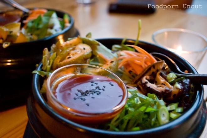 Veggie Bibimbap